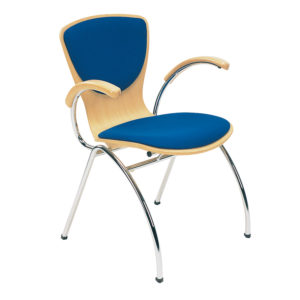 Bingo Chair with arms