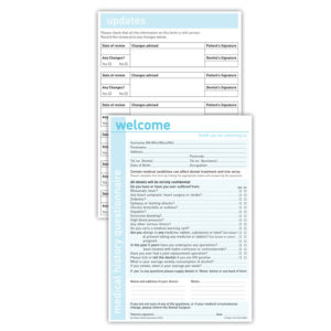 Patient Medical History Questionnaire