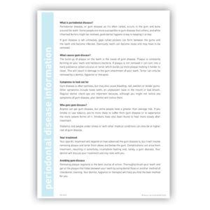 Perio Disease Information