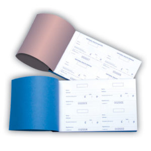 Standard Receipt Books